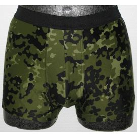 Men's Boxer Shorts, dansk camouflage