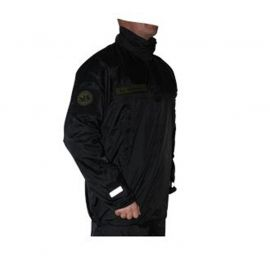 DRAGOON® Tactical Sport Windbreaker Jacket, sort UDSALG