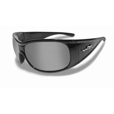 Wiley X - CELEB Smoke Grey Gloss Black Frame
