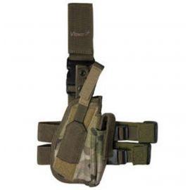Viper - Pistollårhylster - Multicamouflage, Venstrehånd