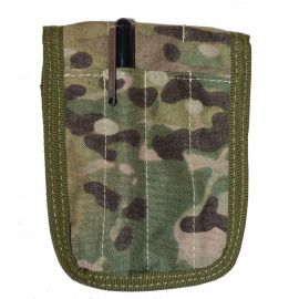 MLV - Cover til notebook, brystlomme - MultiCam