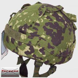 TACGEAR - Hjelmcover, dansk camouflage