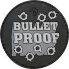 "Morale Patch ""Bullet Proof"""