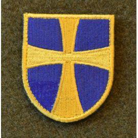 Svensk Mantova Kors på velcro