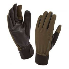 SealSkinz - Shooting Glove, grøn