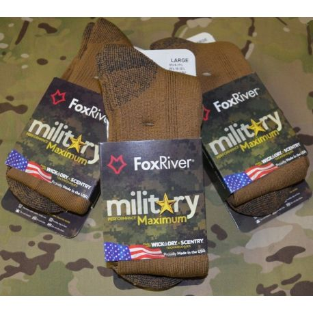 FoxRiver - Wick Dry Maximum - 3 pak