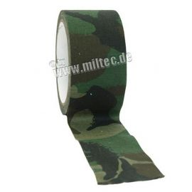 MIL-TEC - Tape, 50mm, camouflage