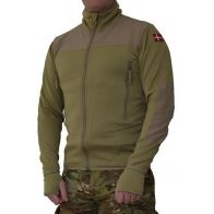 MLV - Tactical Tight Fleece (TTF), uden hætte, Khaki