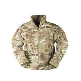 MIL-TEC - Delta-Jacket Fleece, Multi camouflage