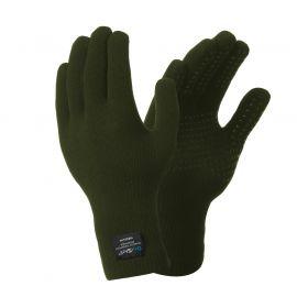 DexShell - Vandtæt ThermFit Handske, Oliven