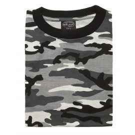 MIL-TEC - T-shirt - Urban camouflage