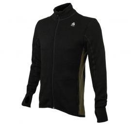 ACLIMA - Hotwool Jacket, sort/oliven
