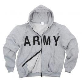 Army Hoodie, Grå