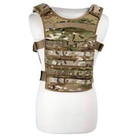 Tasmanian Tiger - Trooper Back Plate, MultiCam