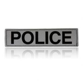 """Elite - K9 - Reflex """"POLICE"""" på velcro - UDSALG"""