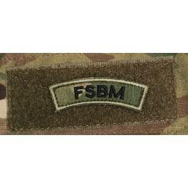 FSBM - MultiCam på velcro
