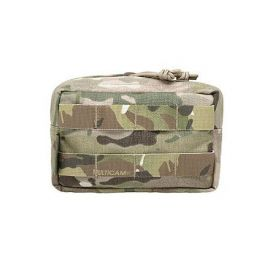 Warrior Assault System - Small horizontal Puch, Multicam