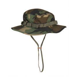 MIL-TEC - G1 Boonie Hat, Woodland