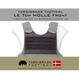Tardigrade Tactical - Law Enforcement Top MOLLE Panel