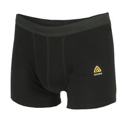 Aclima - Warmwool Boxers, Sort
