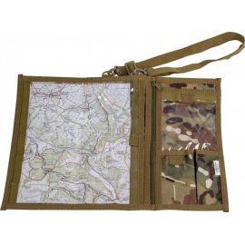 Highlander - Kortmappe, Multicamouflage (MTS)