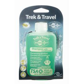 Trek&Travel Liquid Shampoo with conditioner 89 ml