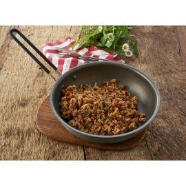 Bøf Strogranoff med ris, glutenfri