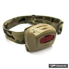 Princeton Tec - QUAD Tactical Pandelygte, Multicam