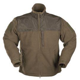 MIL-TEC - Elite Fleece Jacket Hextac®, Oliven