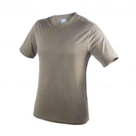 MLV - Merino T-shirt, Khaki