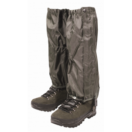 Jack Pyke of England Waterproof Gaiters, Hunters Green, UDSALG