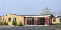 Almegaard (Bornholm): KFUMs Soldaterhjem ved Almegaards kaserne