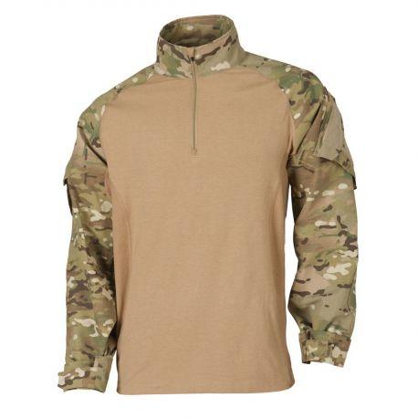 5.11 - Rapid Assault Shirt, Multicam