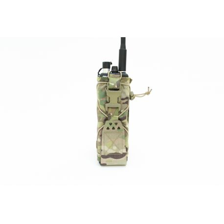 Tardigrade Tactical – PRC-152 Radio Pouch, Ver.2020, MultiCam