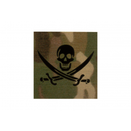 IR CALICO JACK Patch på velcro, MultiCam Print