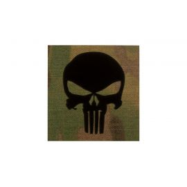 IR PUNISHER Patch på velcro, MultiCam Print