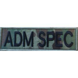 ADM SPEC ærmemærke, MultiCam på velcro