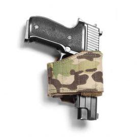 WARRIOR ASSAULT SYSTEM - Universal Pistol Holster, Right Hand, Multicam