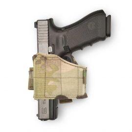 WARRIOR ASSAULT SYSTEM - Universal Pistol Holster, Left Hand, Multicam
