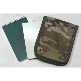 Taktisk Notebook Set (Modestone Notebook, Glowpad, Cover), Leg Pocket