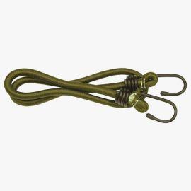 Highlander - 2 stk. Bungee 75cm, Oliven