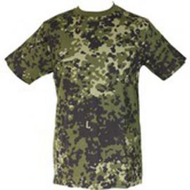 MIL-TEC - T-shirt - Dansk camouflage KuN STR. 3XL
