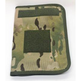 LANCER - Notebook Cover A5, MultiCam