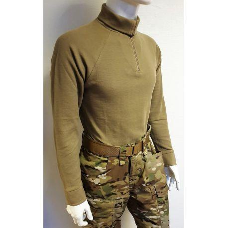 LANCER - Kampskjorte, klassisk DNK, MTS-Khaki