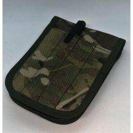 LANCER - Notebook Cover, MultiCam, Brystlomme