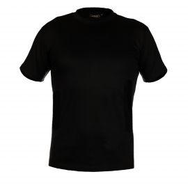 LANCER - T-shirt, Sort