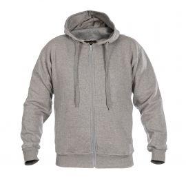 Lancer - Zip Hood, Grå