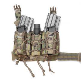 Warrior - Sabre Leg Rig MK1, MultiCam