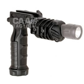 Flashlight holder/Grip Adaptor