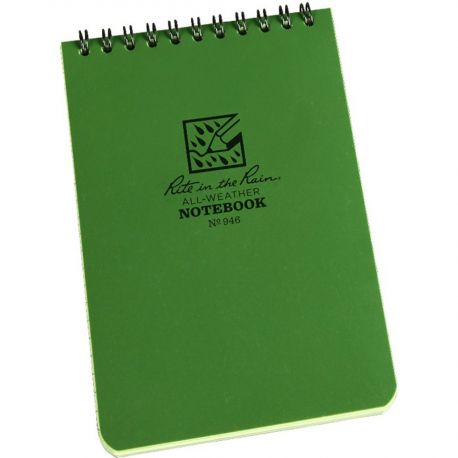 Tactical Notebook - Lårlomme